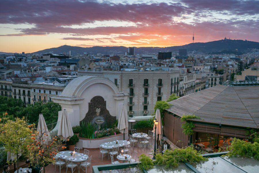 EL PALACE BARCELONA - Luxus, kulinarische Highlights & exklusiver Service